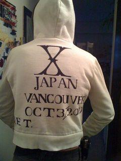 My X Japan Hoodie